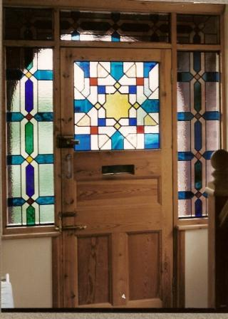 Domestic Stained Glass In Essex